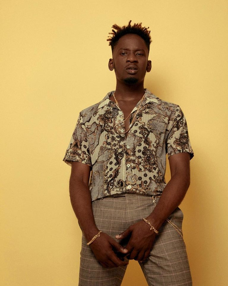 Mr Eazi ft. Lousika – Mearnt To Be