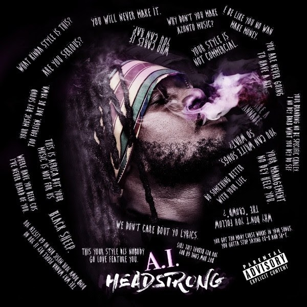 A.I. – Headstrong (EP)