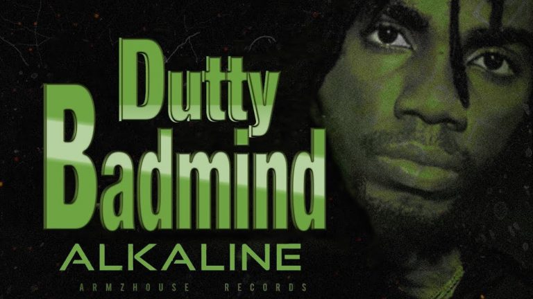 Alkaline – Dutty Badmind (Prod By ArmzHouse Records)