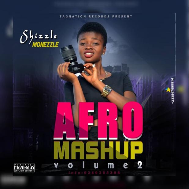 Shizzle Monezzle – Afro Mash Up 2 (Prod By izjoe beat)
