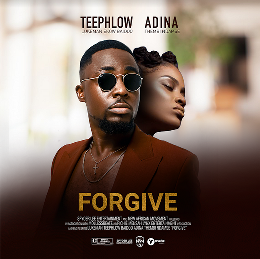 Teephlow ft. Adina – Forgive (Prod. by Molless Beats)