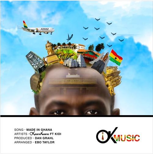 Okyeame Kwame – Made In Ghana ft. Kidi
