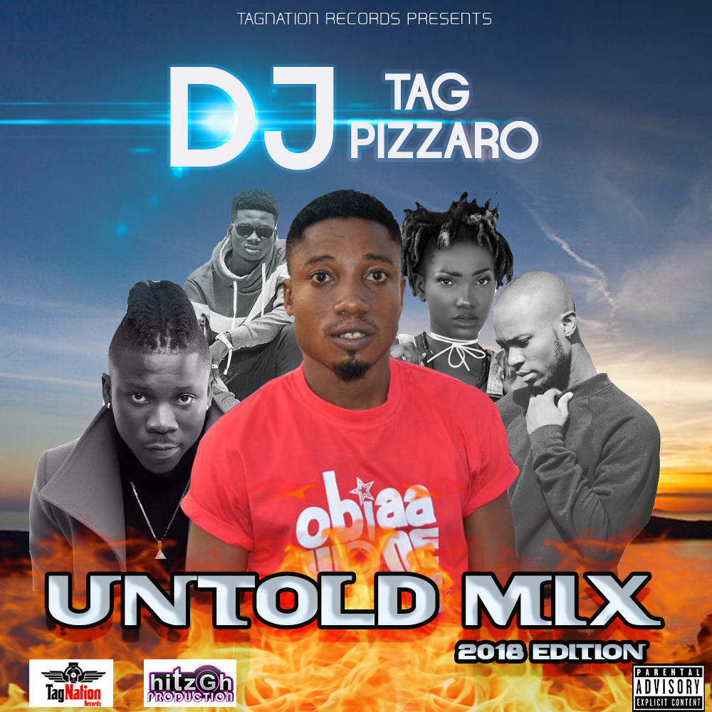 DJ Pizzaro – Untold Mix 2018 Edition