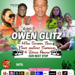 Owen Glitz High School Tour Against Tramadol And Drug Abuse