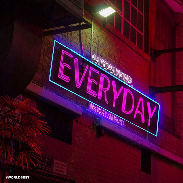 Patoranking – Everyday (Prod. by Alvaro)