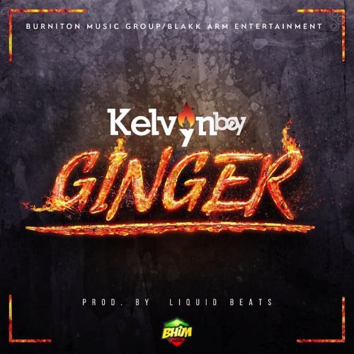 Kelvynboy – Ginger (Prod. by Liquid Beats)