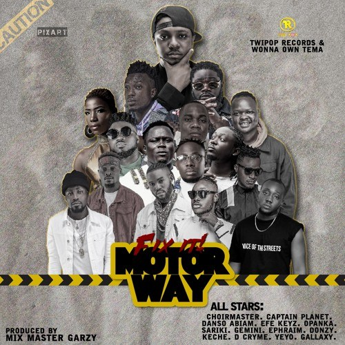 D Cryme feat. All Stars – Fix It (Motor Way) (Prod By Masta Garzy)