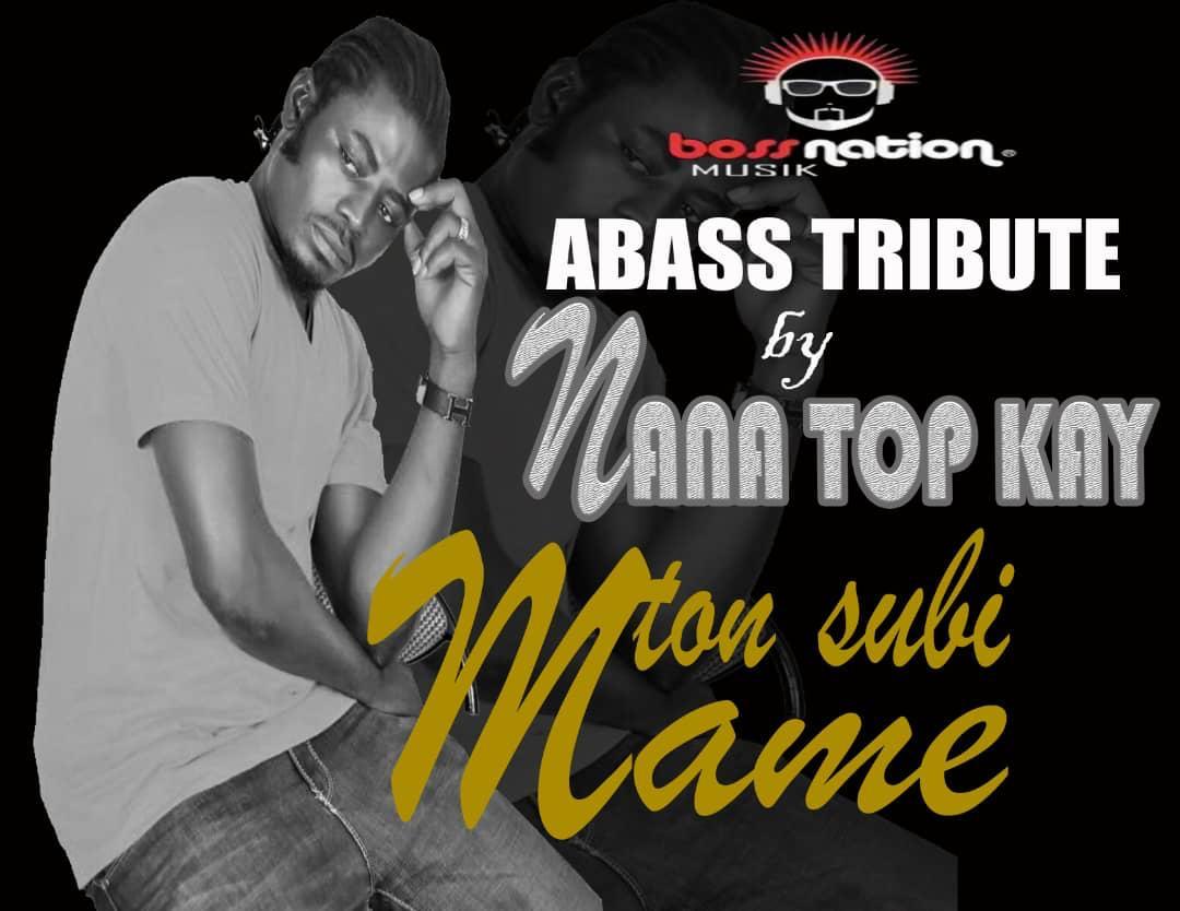 Top Kay – Mesu (Tribute To Kumawood Star Abass Abdullai Blinkz) (Prod. By Feddybeatz)