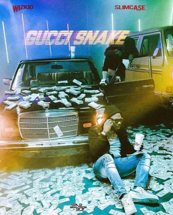 Wizkid ft. Slim Case – Gucci Snake