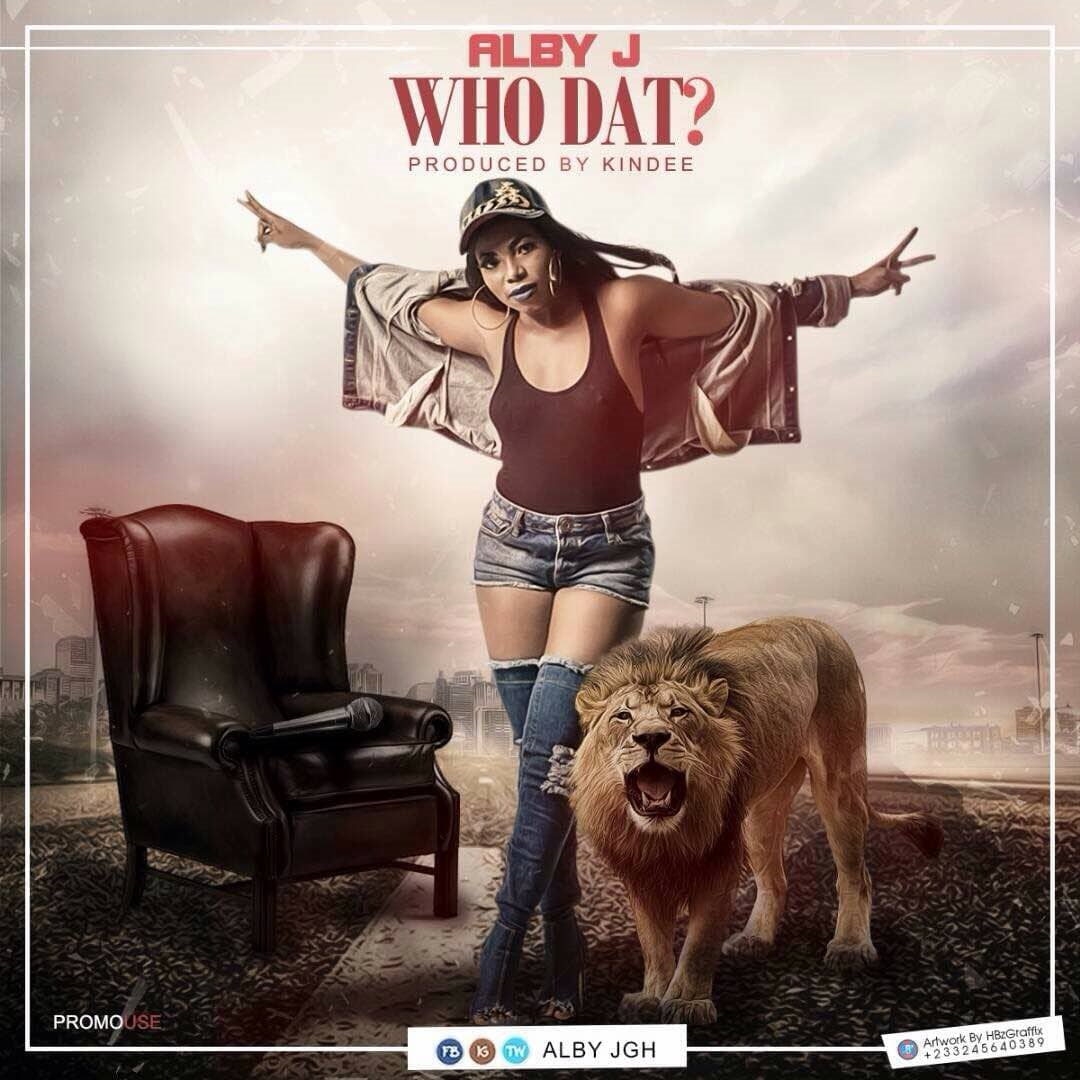 Alby J – Who That? (Prod by Kindee)