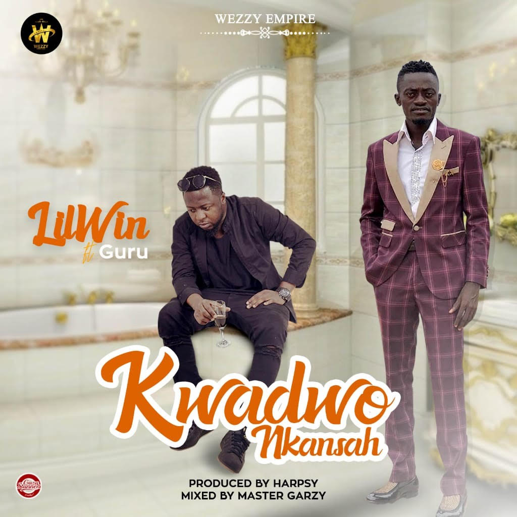 Lil Win Ft Guru - Kwadwo Nkansah (Mixed By Garzy)