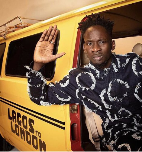 Mr Eazi ft King Promise & Maleek Berry – Dabebi (Prod. by Guiltybeatz & Killbeatz)