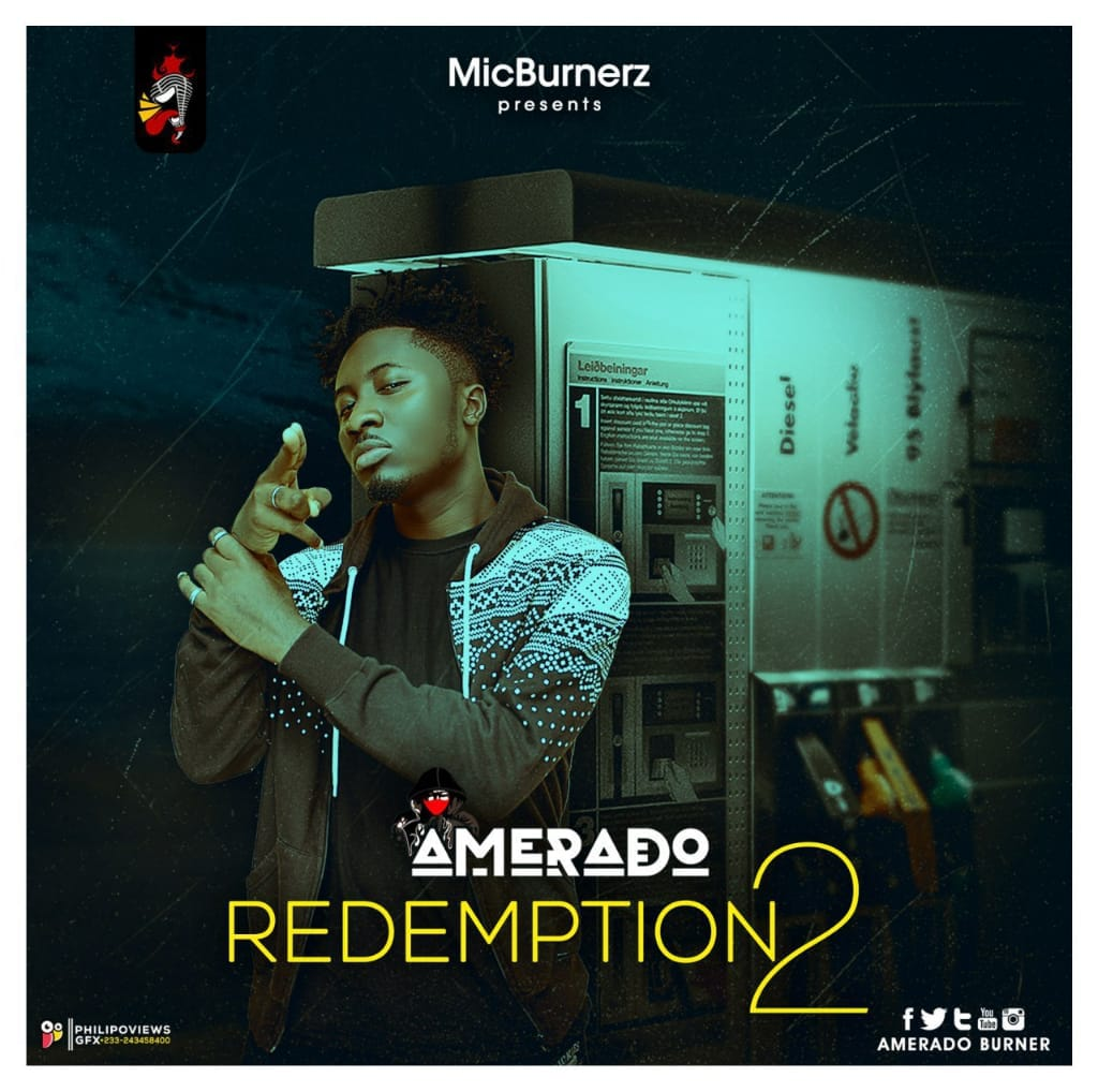 Amerado – Redemption Freestyle 2 (Audio & Video)