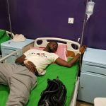 Ghanaian Music producer Slo Dezzy of 925 Music Involved in a motor accident