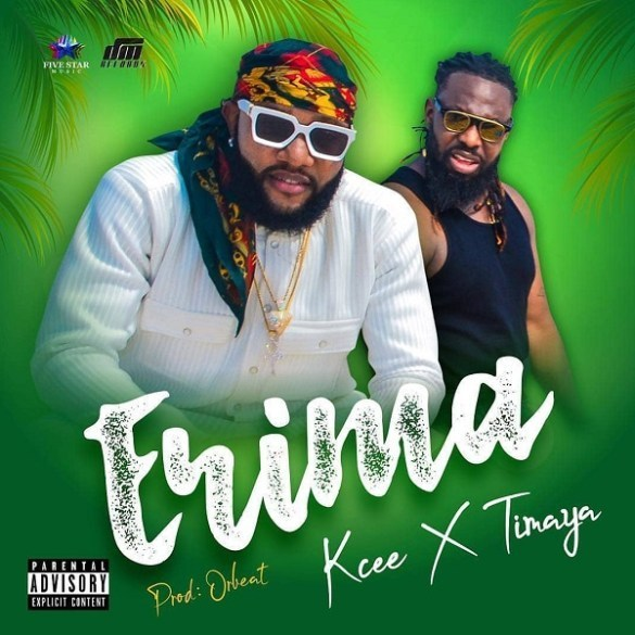 Kcee ft Timaya – Erima (Prod. By OrBeat)