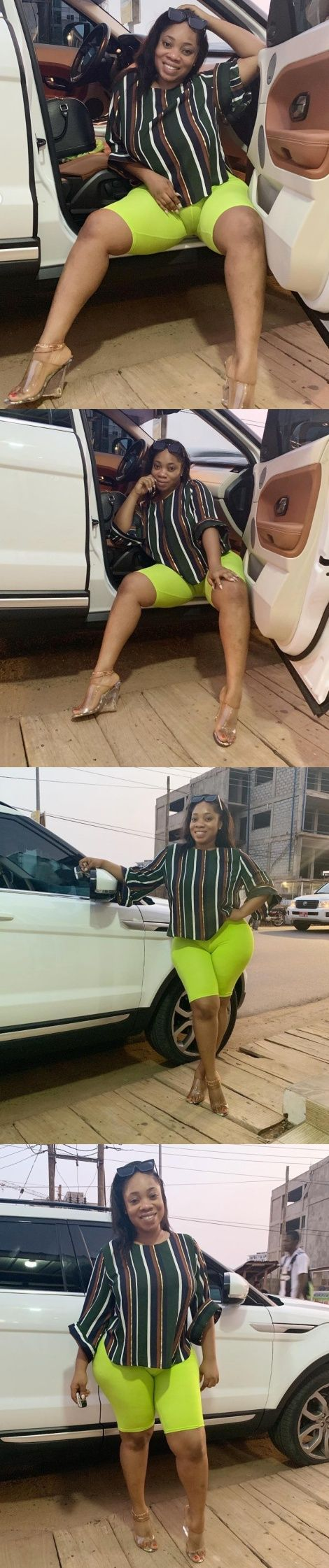 Moesha Opens Her Legs To Display Her Private Part (Photos)