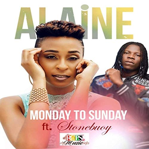 Alaine – Monday To Sunday ft. Stonebwoy (Prod by Willis Beatz)