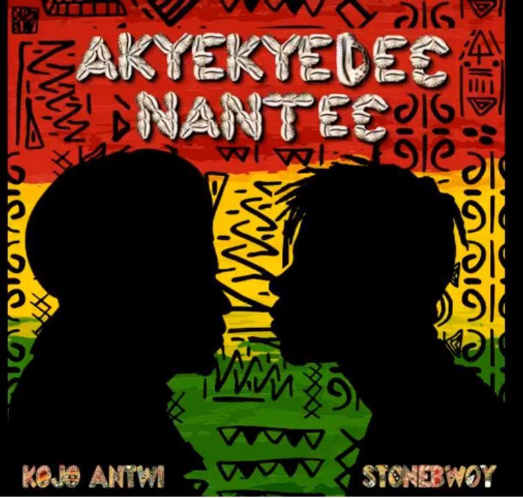 Kojo Antwi feat. Stonebwoy – Akyekyedeɛ Nanteɛ