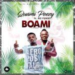 Quami Peezy ft. Nii Funny – Boame (Prod. By Jusino Play)