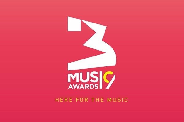 Full list of winners at 3 Music Awards 2019
