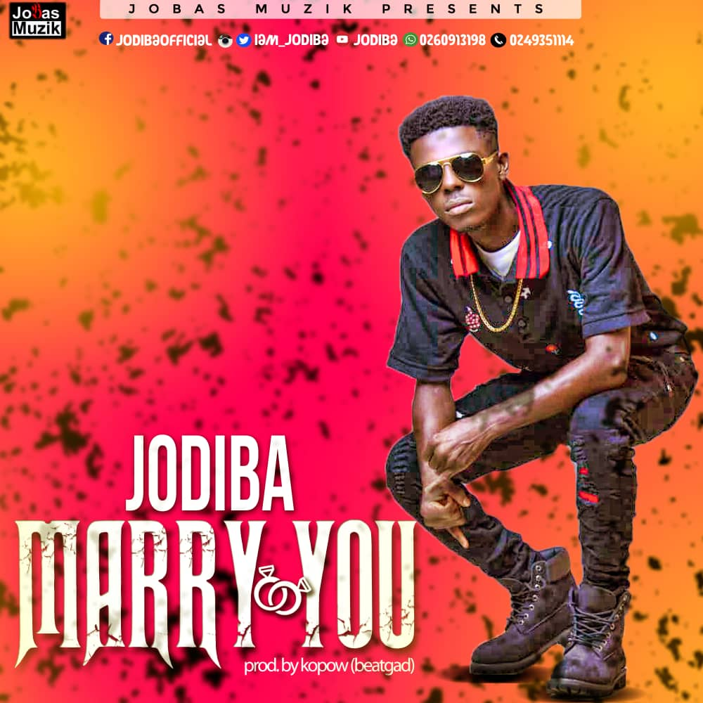Jodiba - Marry You (Prod. by Kopow)
