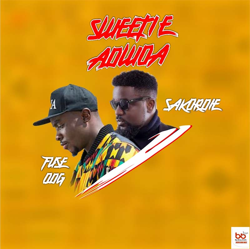 Fuse ODG – Sweetie Adwoa ft. Sarkodie