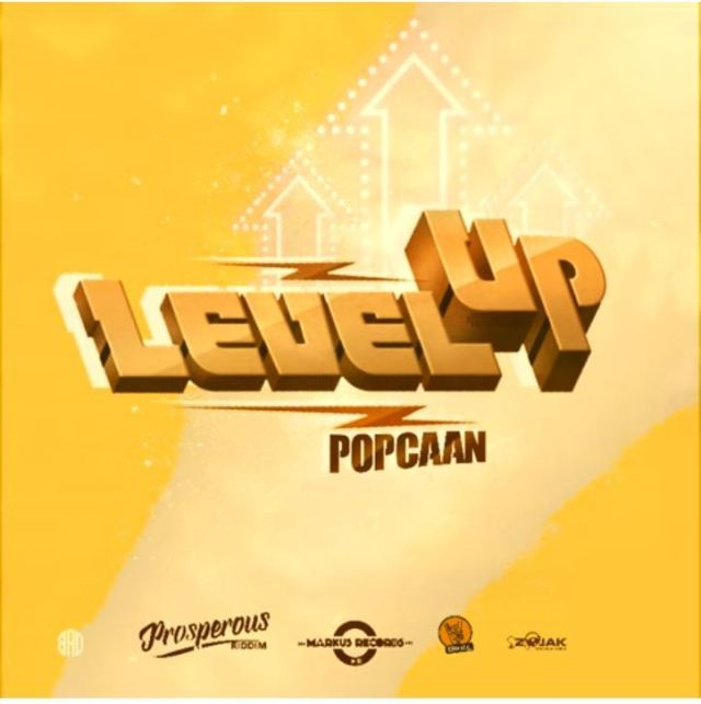 Popcaan – Level Up (Prod by Markus Records)