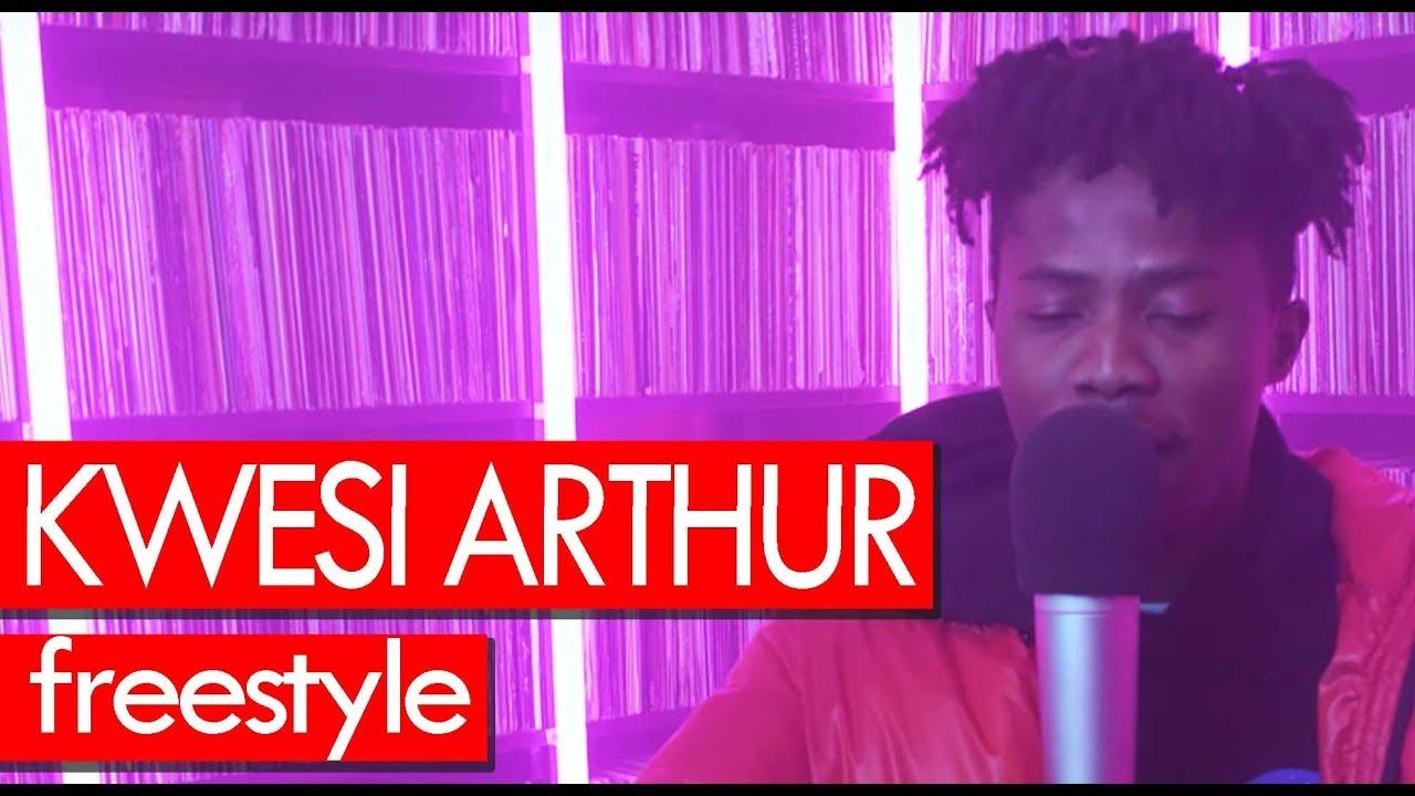 Video: Kwesi Arthur – Freestyle (Westwood Crib Session)