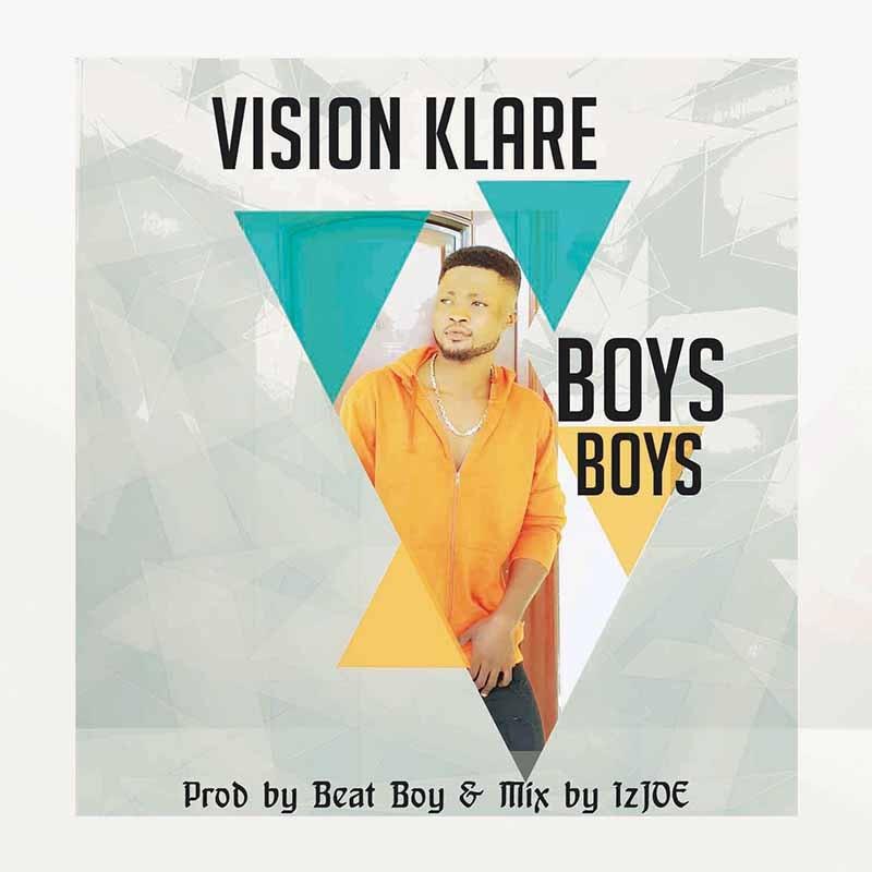 Vision Klare – Boys Boys (Prod by Beat Boy & Mix by IzJO)