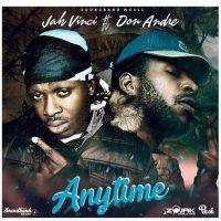 Jah Vinci Don Andre Anytime Soundbank Music  josh