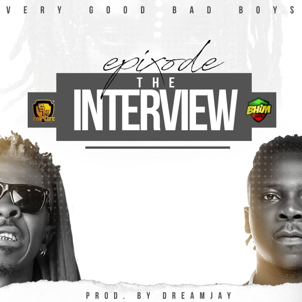 Epixode – The Interview Part 1 (Prod by DreamJay)