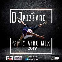 pizzaro party afro