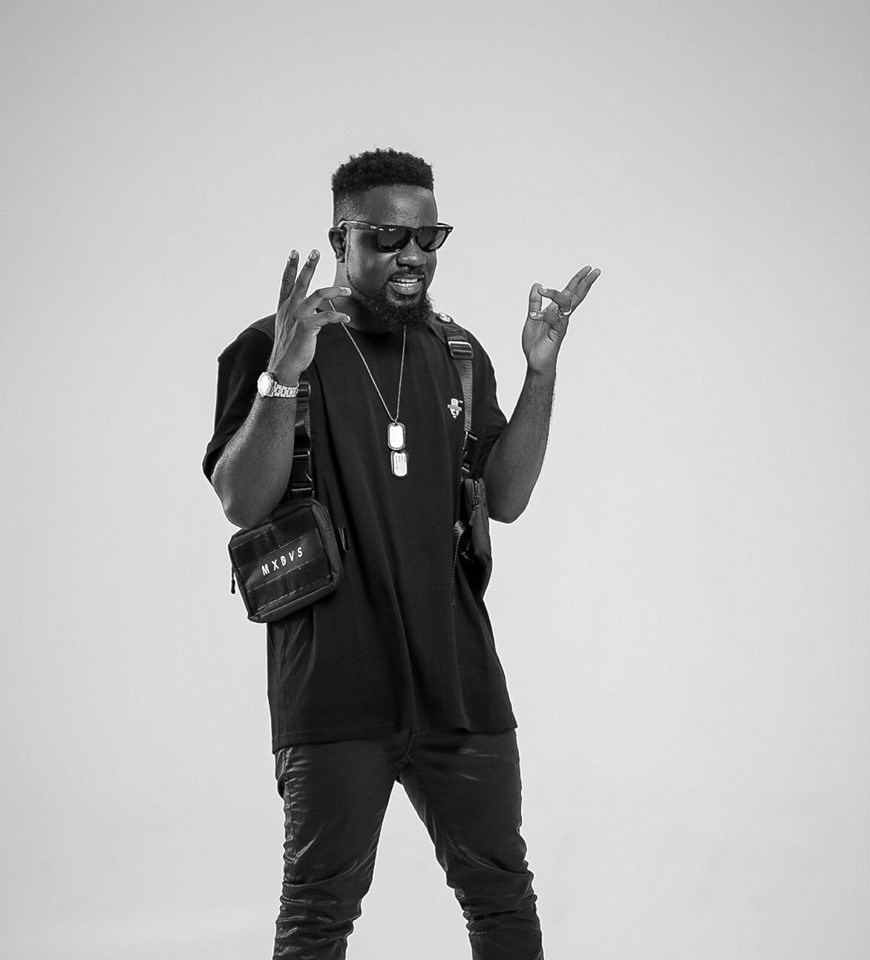 Sarkodie – Angels And Demons (Prod by Atown TSB)