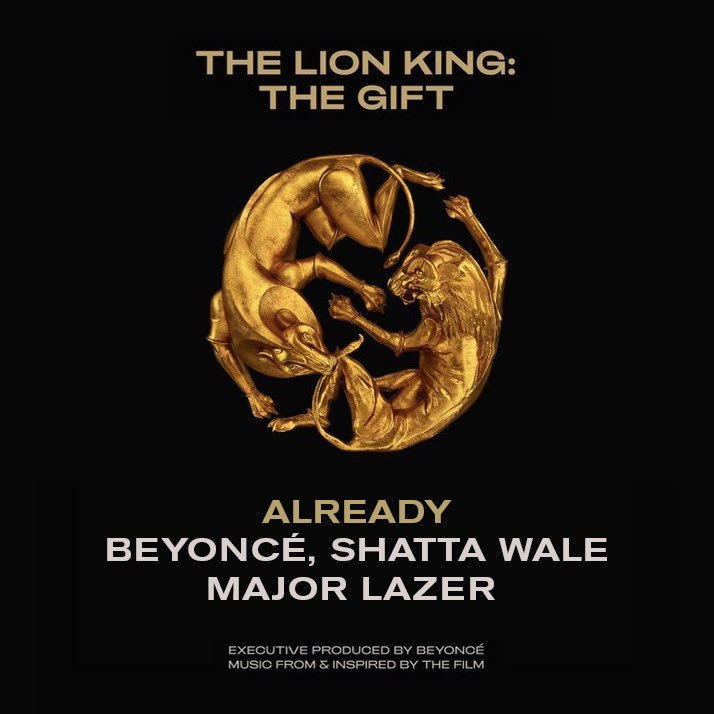 Beyonce ft. Shatta Wale & Major Lazer – Already (The Lion King Album)