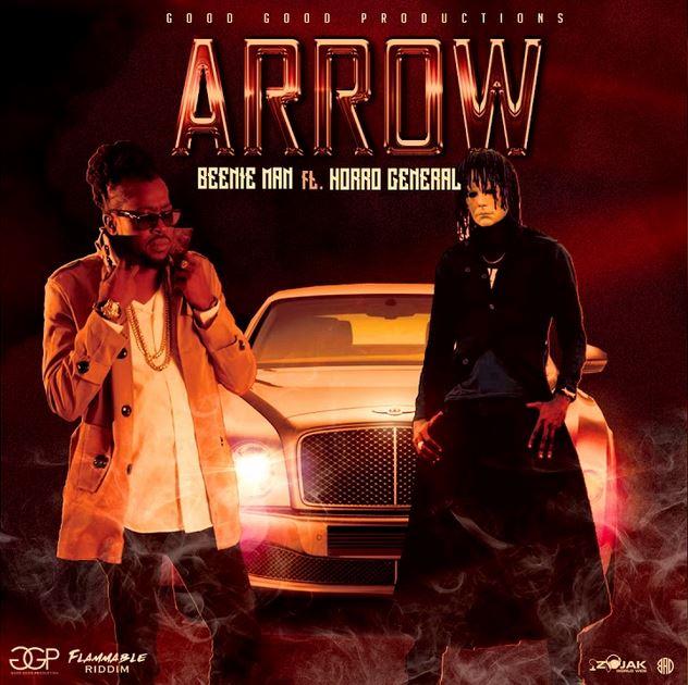Beenie Man Ft Horro General – Arrow (Flammable Riddim)