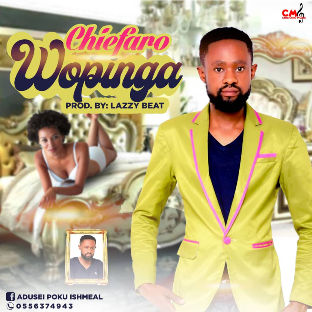 Chiefaro - Wopinga (Prod. By Lazzy Beatz)