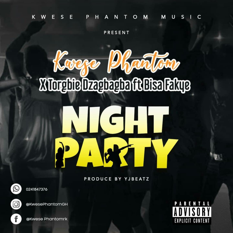 Kwese Phantom X Torgbie Dzagba X Bisa Fakye - Shake Body (Prod By Y.jay Beatz)