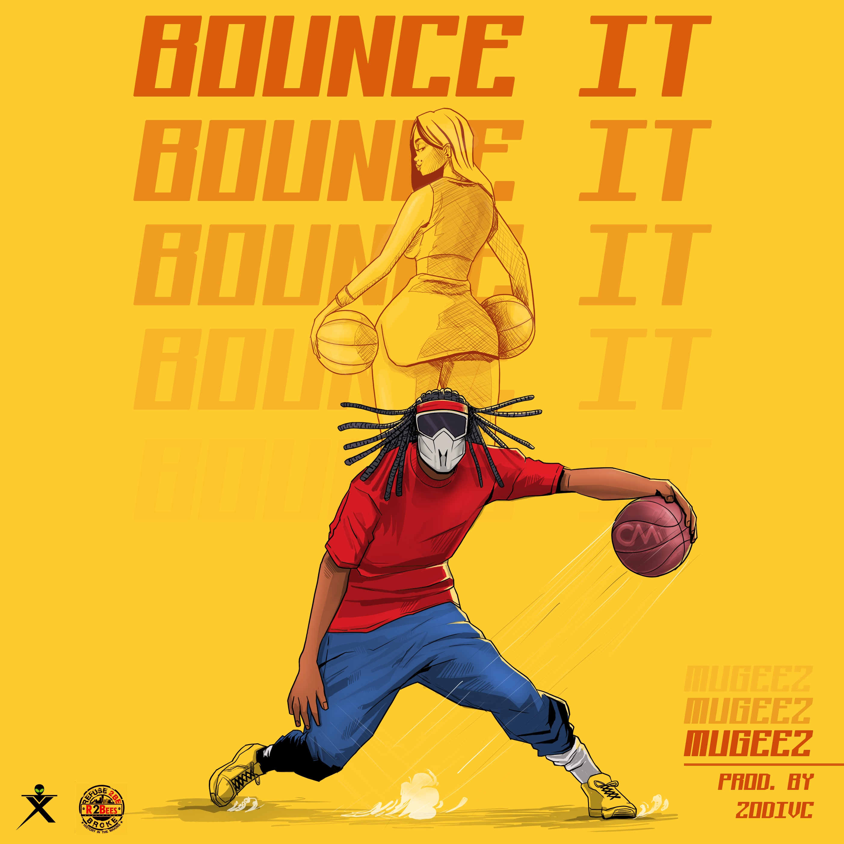 Mugeez – Bounce It (Prod. By Zodivc)