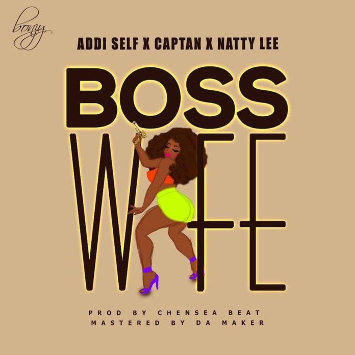 Addi Self Captan Natty Lee Boss Wife
