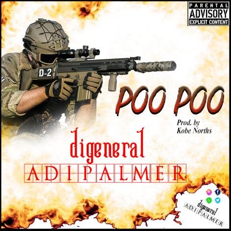 Adipalmer - Poo Poo (Prod. By Kobe North)