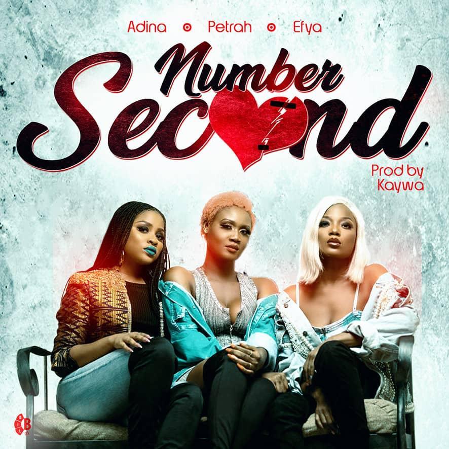 Petrah - Number Second ft. Efya x Adina (Prod. by KayWa)