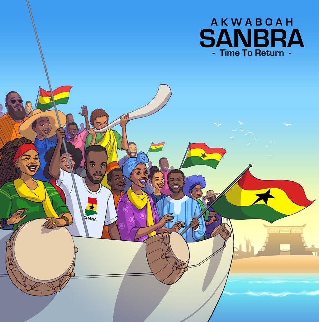 Akwaboah – Sanbra (Time to Return)