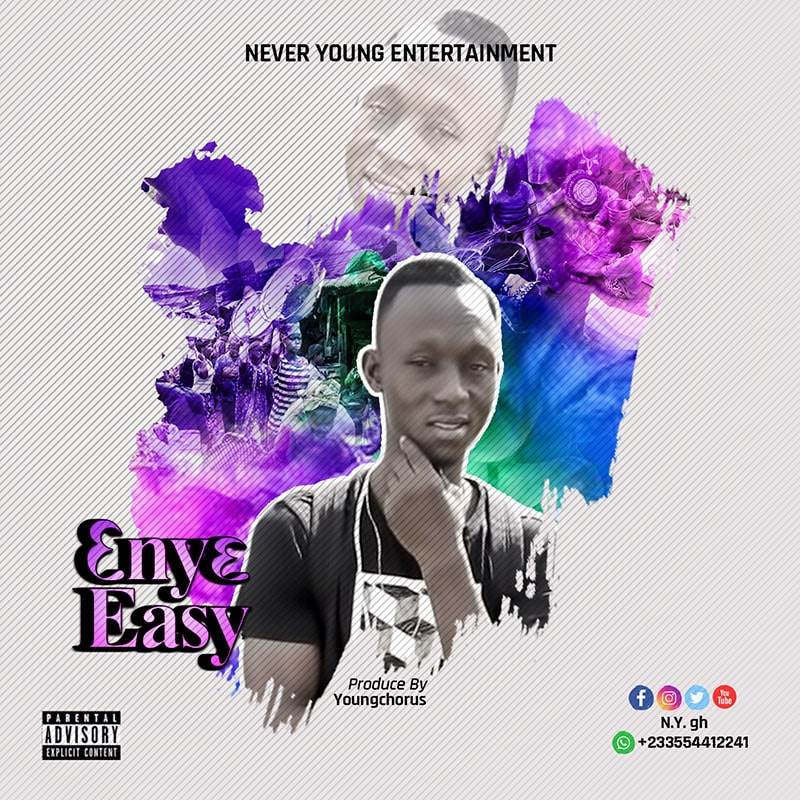 N.Y - Eny3 Easy Ft O.G x Awoley (Prod. By Waske)