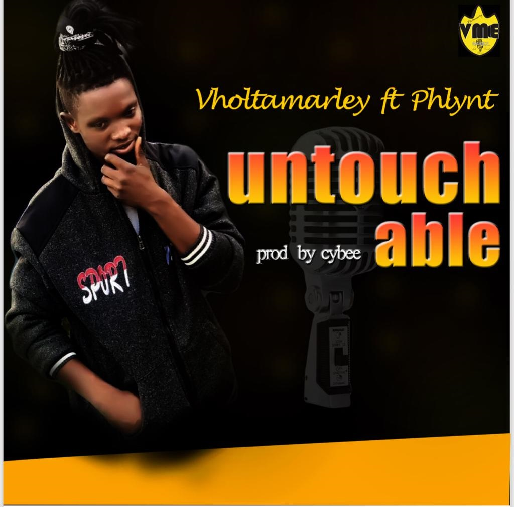 Vholtamarley - Untouchable ft. Phlynt (Mixed by Cybee)